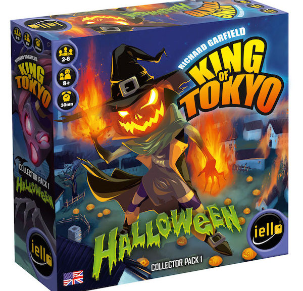 King of Tokyo - Halloween box